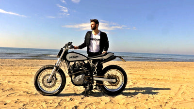 Dream's Tracker 600-Italian Dream Motorcycle-TheArsenale