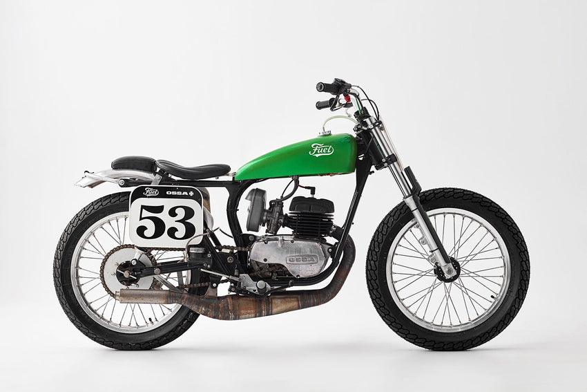 "Fuel Motorcycles ""Green Wasp""-Fuel Motorcycles-TheArsenale"
