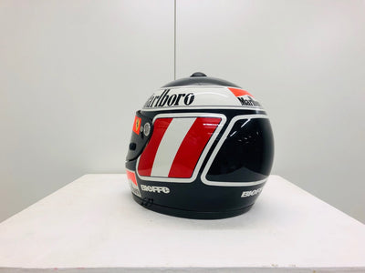 Gerhard Berger's Helmet-TheArsenale-TheArsenale
