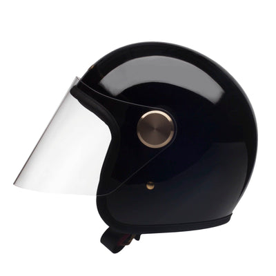 Hedon Signature Black Epicurist Helmet-Hedon-TheArsenale