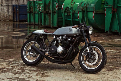 Honda CB900 Bol D'Or-Cafe Racer SSpirit-TheArsenale
