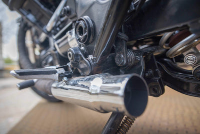 "Honda GL500 ""Black Beauty"" by Ugly Motors-Ugly Motors-TheArsenale"