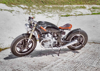 "Honda GL500 ""Wood"" by Ugly Motors-Ugly Motors-TheArsenale"