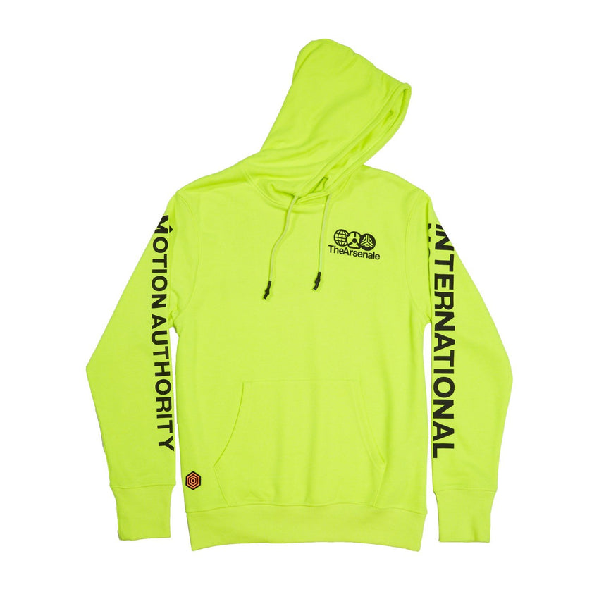 IMA Macau Hoodie - Yellow-TheArsenale-TheArsenale