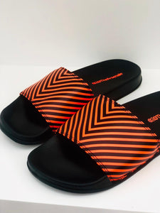 IMA Macau Slides- Orange/Black-TheArsenale Edition-TheArsenale