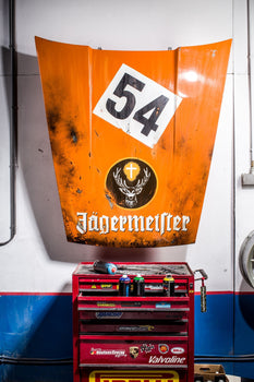 Jaeger 54 Hood - Memorabilia-After The Race-TheArsenale