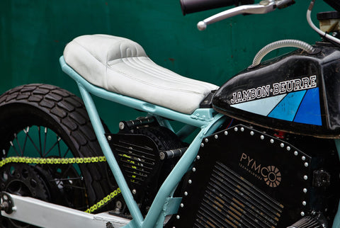 Jambon Beurre Tailored Electric Motorcycle Project-Jambon Beurre Motorcycle-TheArsenale