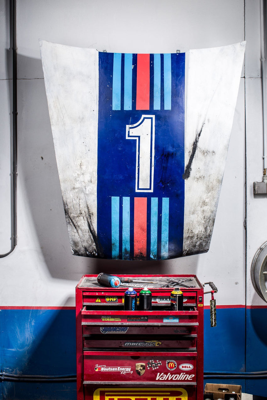 MARTINI 1 X Hood - Memorabilia-After The Race-TheArsenale