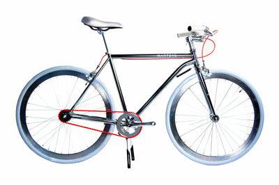 Men's Regard Diamond Silver V3-Martone Cycling-TheArsenale