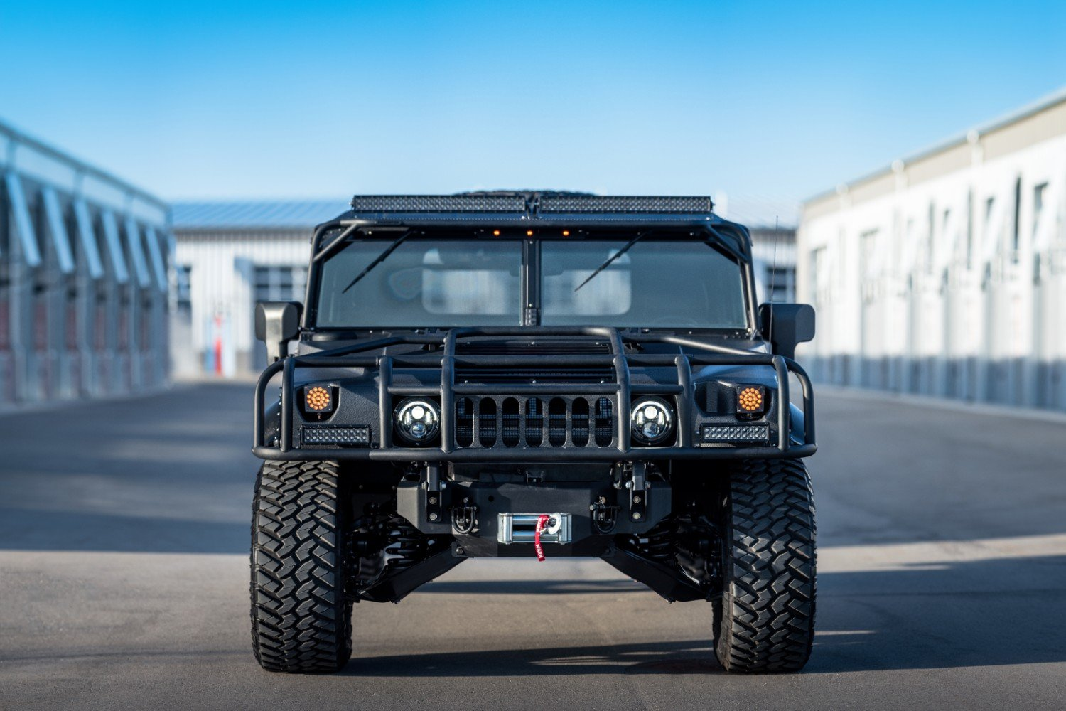 """Mil-Spec Auto Hummer H1 """"Launch Edition"""" – TheArsenale"""