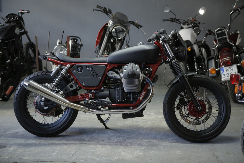 Moto Guzzi V7 One Of-Unikat-TheArsenale