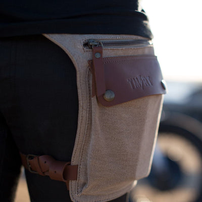 Motorcycle Legbag-Tamarit Motorcycles-TheArsenale