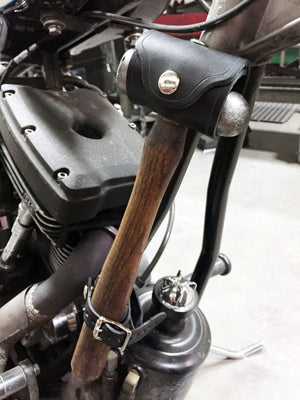 Nash Hammer + Leather Hammer Holder-Nash Motorcycles-TheArsenale