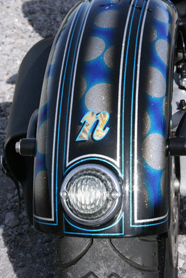"Nash Motorcycle ""Blue Bumpkin""-Nash Motorcycles-TheArsenale"