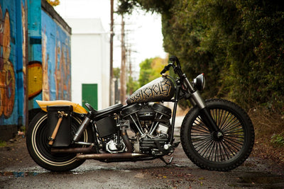 "Nash Motorcycle ""Later Days""-Nash Motorcycles-TheArsenale"