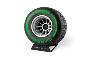 Pirelli PZero Sound Intermediate Green by iXOOST-iXOOST-TheArsenale