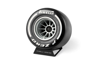 Pirelli PZero Sound Medium White by iXOOST-iXOOST-TheArsenale