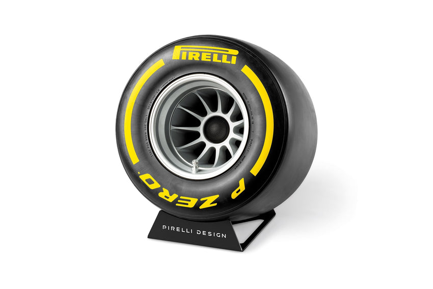 Pirelli PZero Sound Soft Yellow by iXOOST-iXOOST-TheArsenale