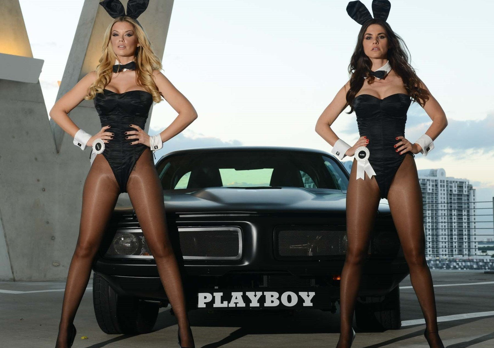 Playboy 72 Charger-Playboy-TheArsenale