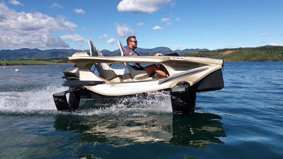 Q2S Electric Limited Edition-Quadrofoil-TheArsenale