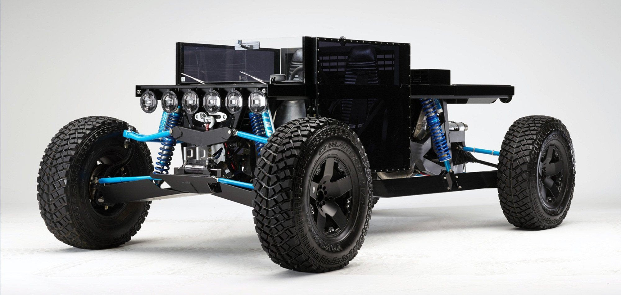 REBOOT BUGGY-Joey Ruiter-TheArsenale