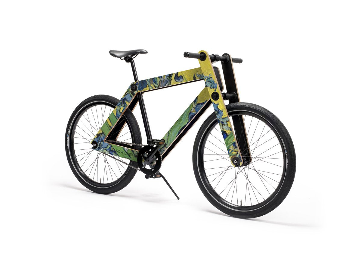 Sandwichbikes Van Gogh - Automatic 2 Speed