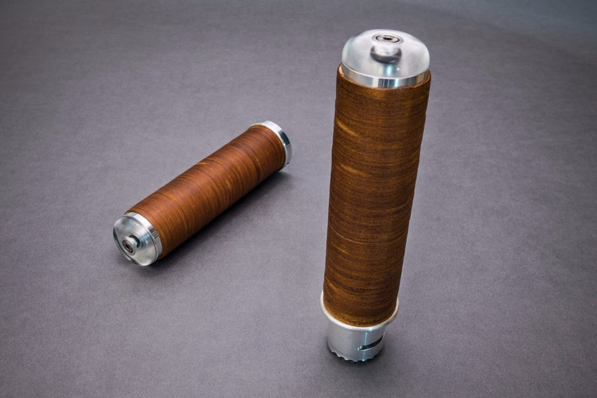 SOCR Leather Grips-TheArsenale-TheArsenale