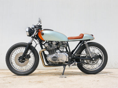 Suzuki GS 400 by Ugly Motors-Ugly Motors-TheArsenale