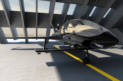 The Valkyrie-Centauri Aircraft-TheArsenale