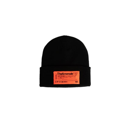 TheArsenale Technical Beanie #1-TheArsenale-TheArsenale
