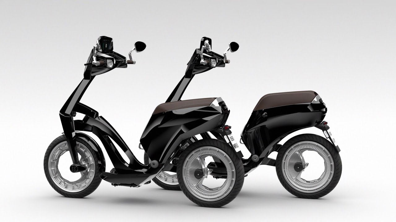U-Jet Electric Scooter-TheArsenale-TheArsenale