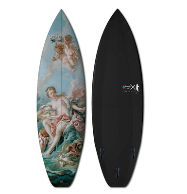 Venus Surfboard-Boom-Art-TheArsenale