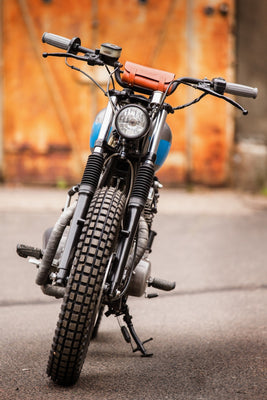 Yamaha XS650 'Ugly Bitch'-Red Hot Chili Customs-TheArsenale
