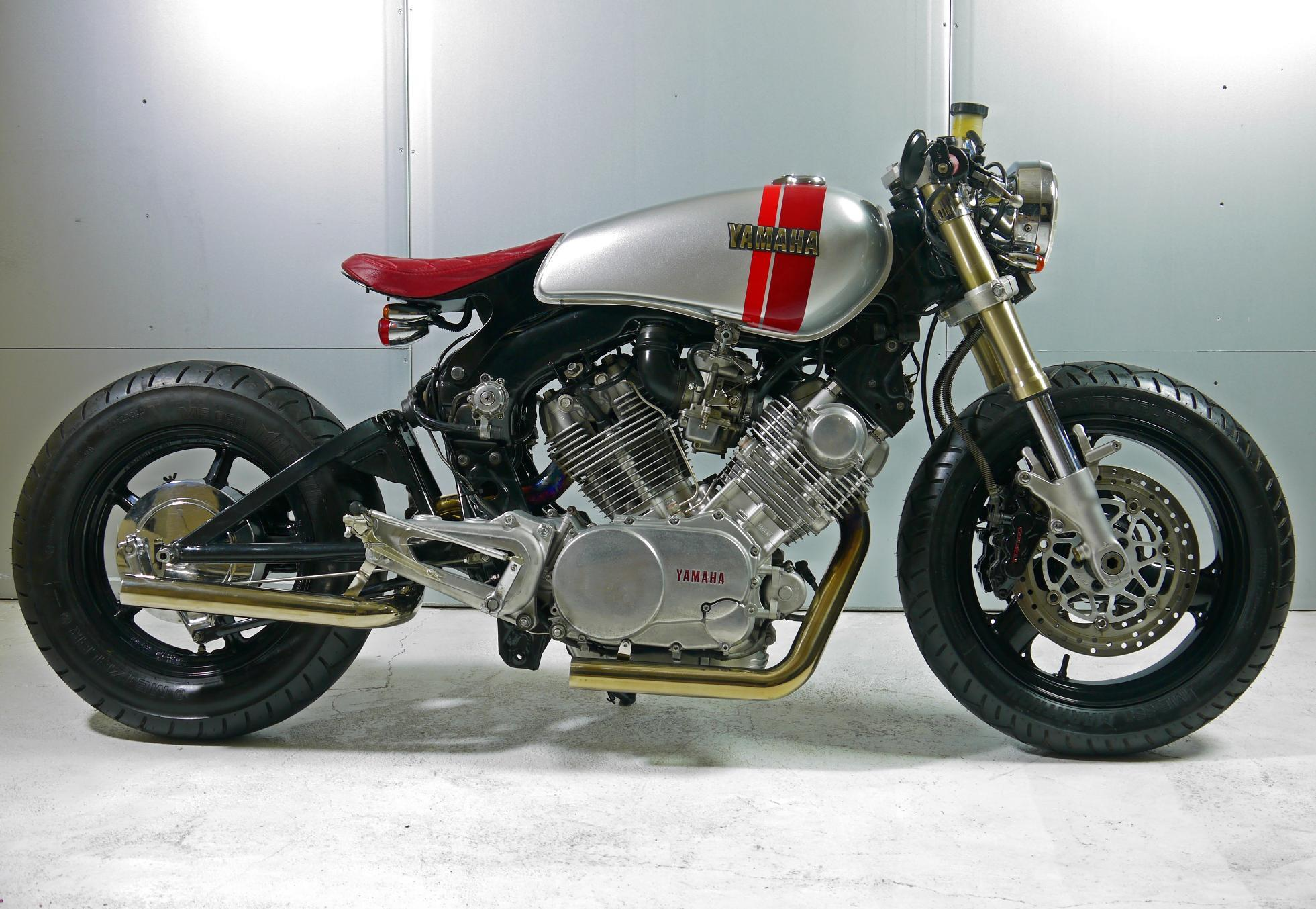 Yamaha XV750 by Ugly Motors