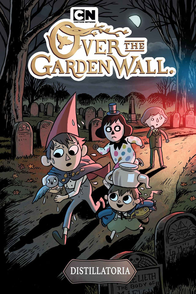 Distillatoria - Over the Garden Wall Graphic Novel