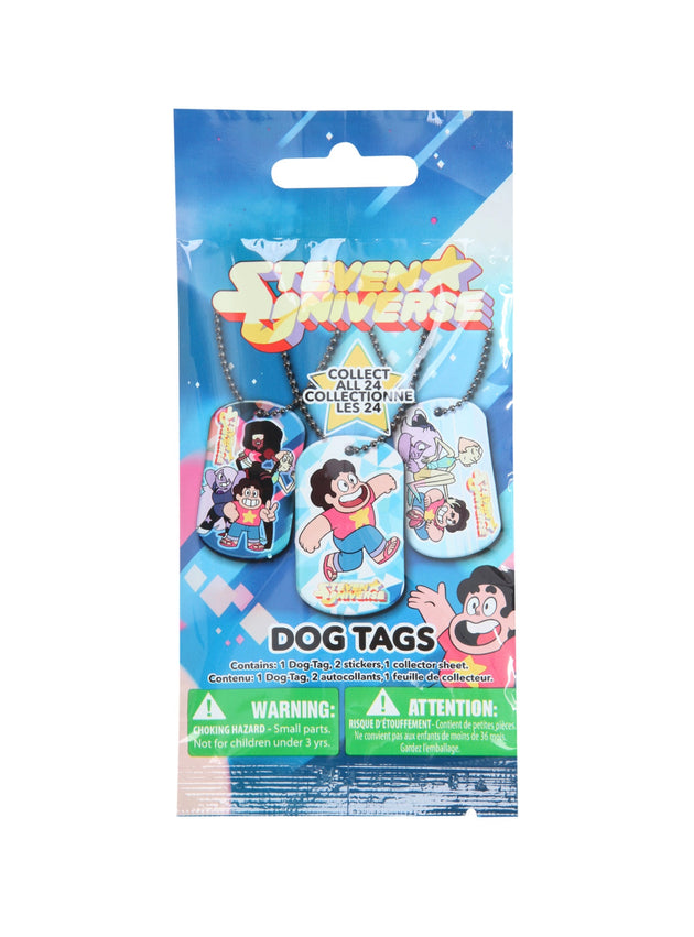 Steven Universe Dog Tags