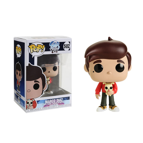 Pop! Marco Diaz Vinyl Figure
