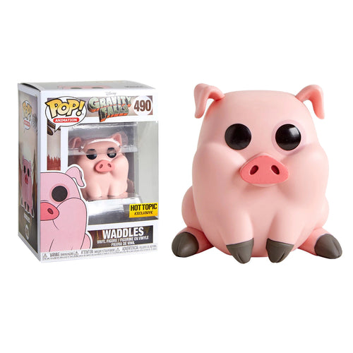 Pop! Waddles Vinyl Figure