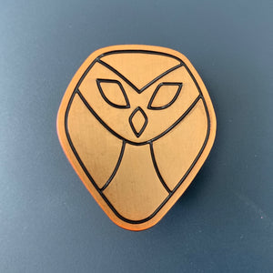 Owl House Pin