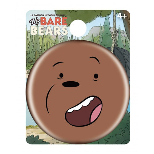 We Bare Bears Buttons