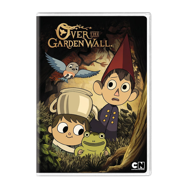 Series DVD - Over the Garden Wall - TheMysteryShack