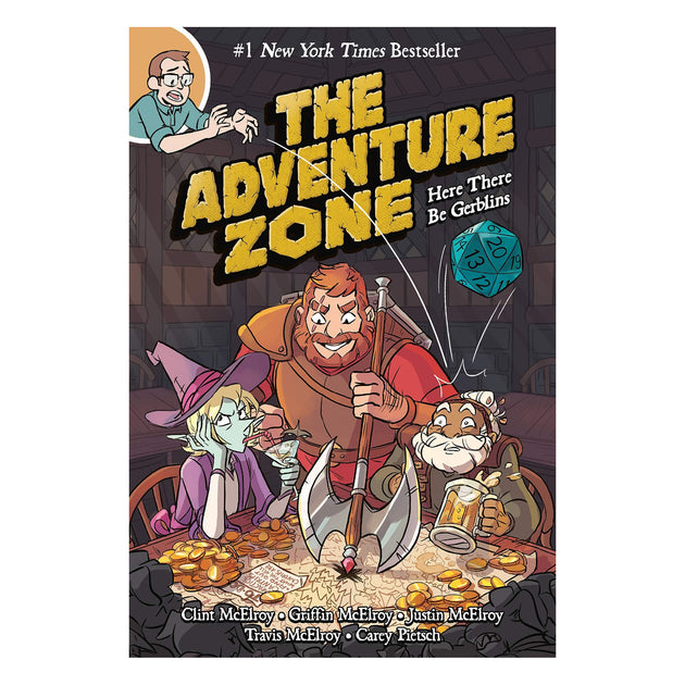 Adventure Zone Vol. 1