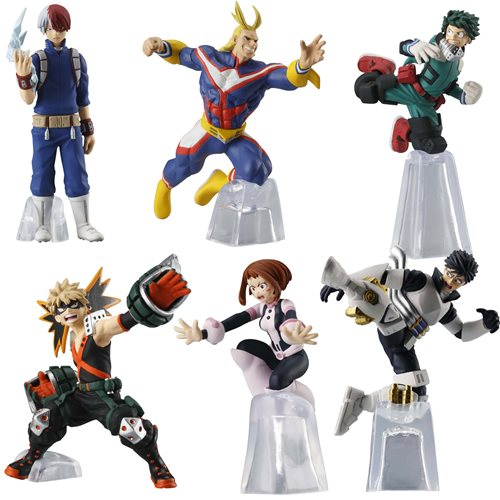 "My Hero Academia 3.5"" Mini-Figure Blind Bag"