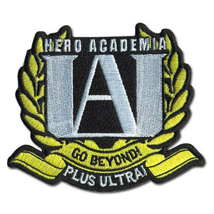 Go Beyond! Plus Ultra! Patch