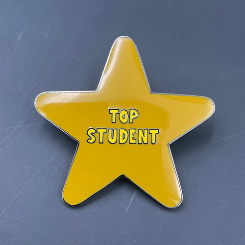 Top Student Pin