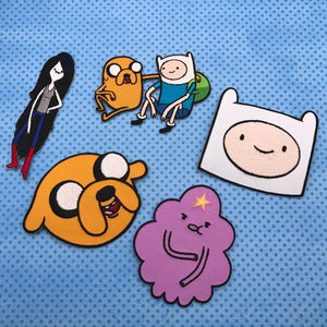 Adventure Time Patches