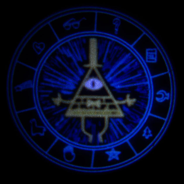 Bill Cipher Projector Light