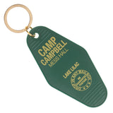 Camp Camp Mess Hall Keychain