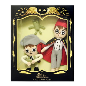 Greg & Wirt Plush Set