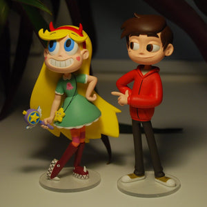 Star vs. The Forces of Evil Figures